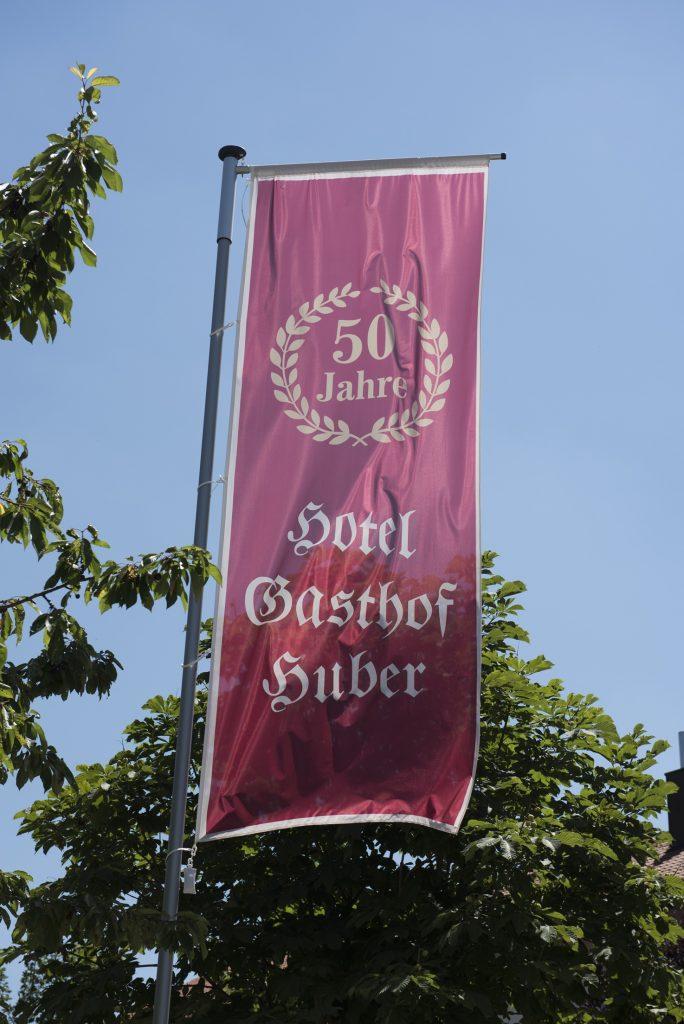 Hotel Gasthof Huber - über 50 Jahre im Familienbesitz!