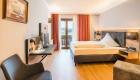 Einzelzimmer Superior 1-2 Personen Queen Size Bett Variante 2